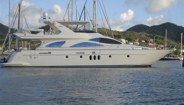 Libro d'Oro Charter Yacht - 5