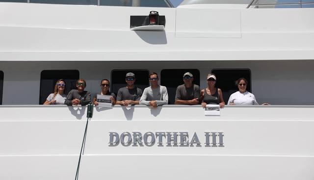 Dorothea III Charter Yacht - 7