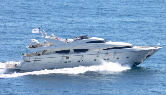Lady Power Charter Yacht - 2