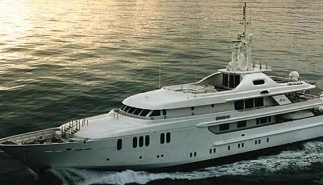Sahab IV Charter Yacht - 2