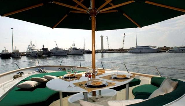 Toby Charter Yacht - 2