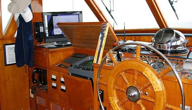 Goodtimes Charter Yacht - 4