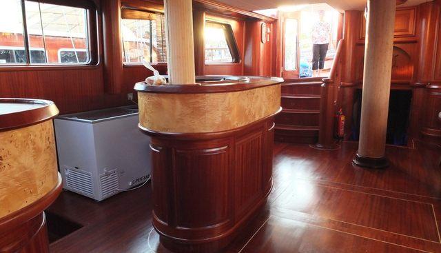 Kaptan Mehmet Bugra Charter Yacht - 8