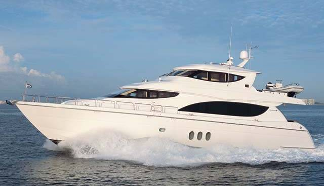 Victory Charter Yacht