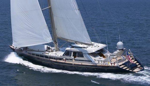 Manutara Charter Yacht