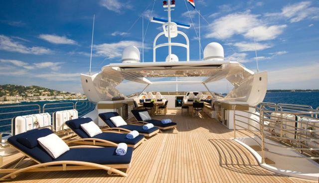Regulus Charter Yacht - 2