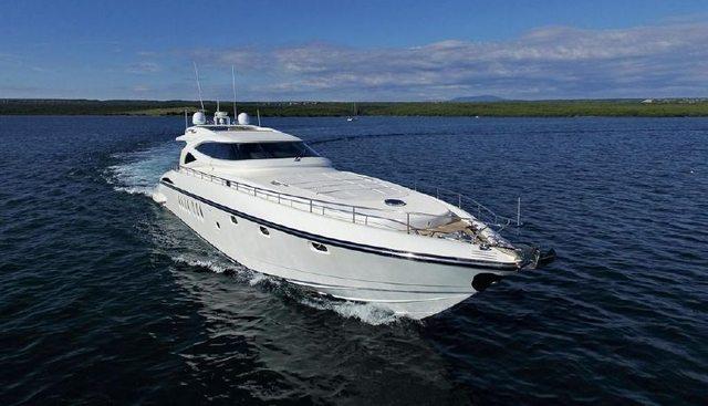 Alalunga 85 sport Charter Yacht