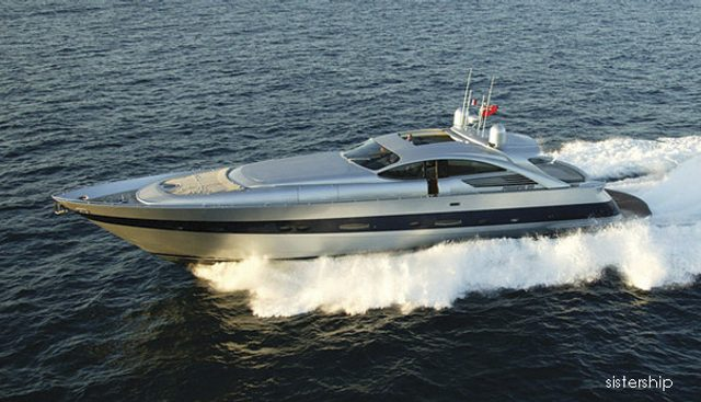Baby Carcharias Charter Yacht - 3