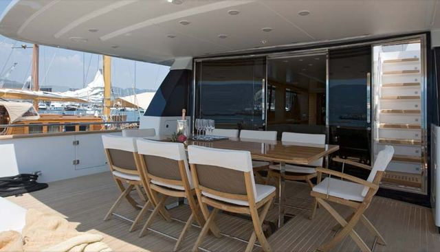 Atlantica Atlantica Charter Yacht - 3
