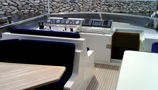 Sea Magic Charter Yacht - 4