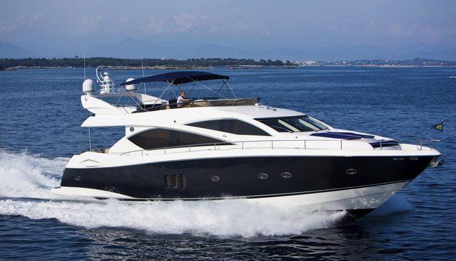 Blue Seas Charter Yacht - 3