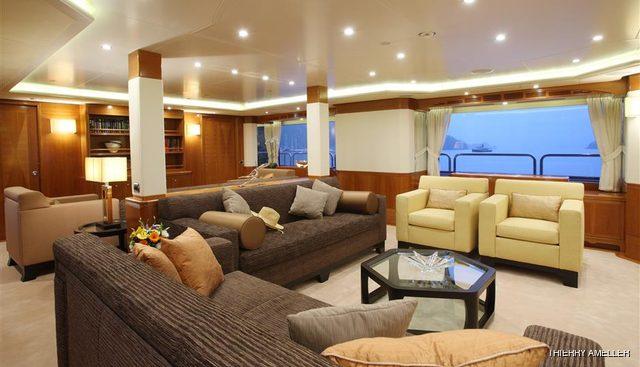 Alegria Charter Yacht - 6