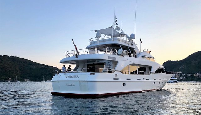 Marques Charter Yacht - 2