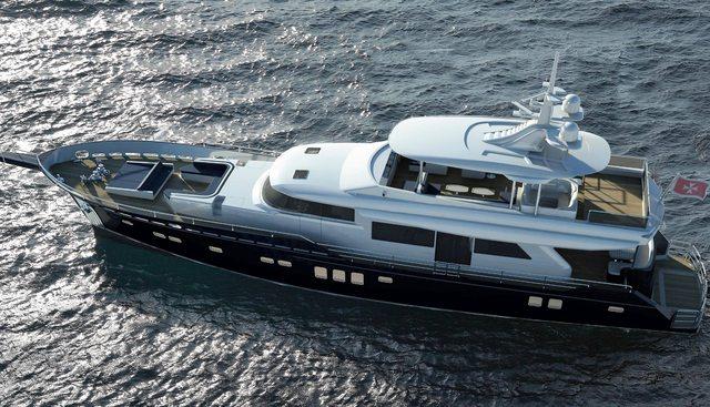 Natalya 86/01 Charter Yacht - 4