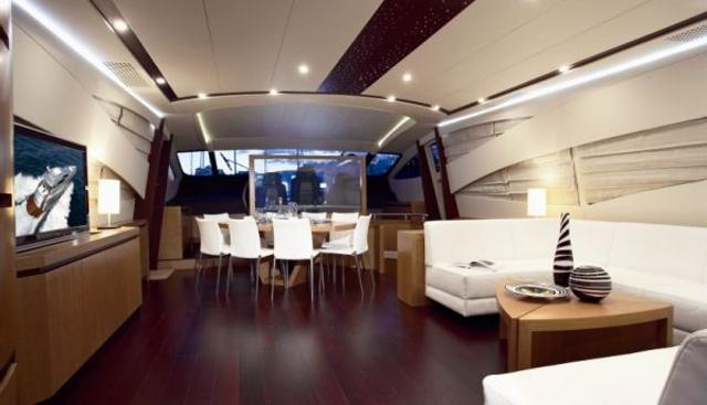 YCM 90 Charter Yacht - 3