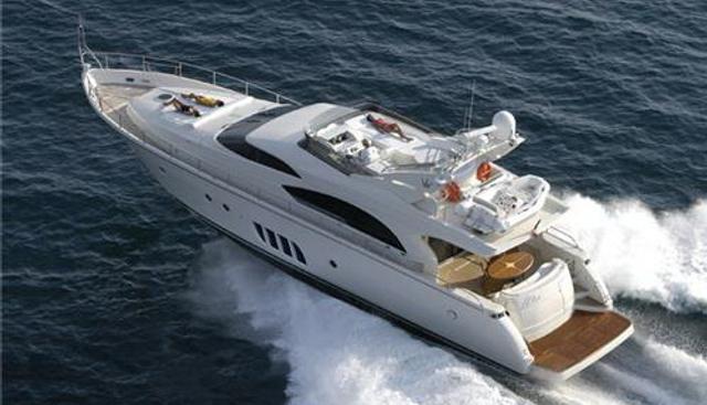 Sashen'ka Charter Yacht - 3