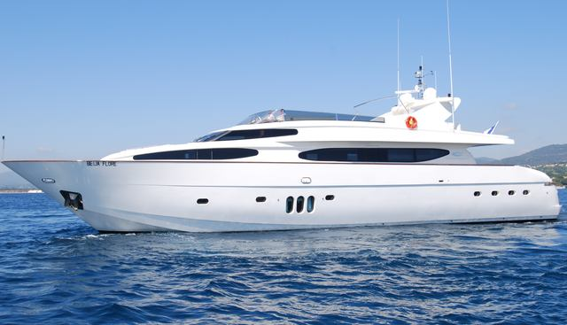 Beija Flore Charter Yacht