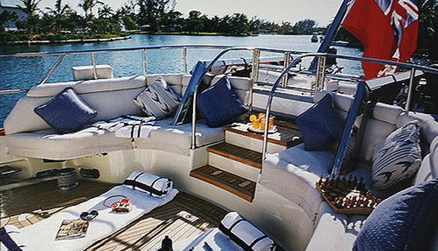 Tenacious Charter Yacht - 7