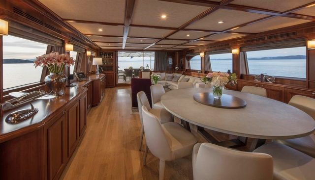 Ena Charter Yacht - 8