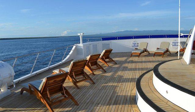 Ocean Spray Charter Yacht - 3