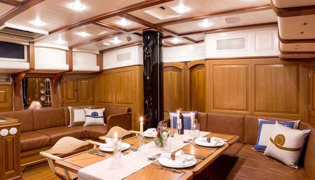 Tempus Fugit Charter Yacht - 7