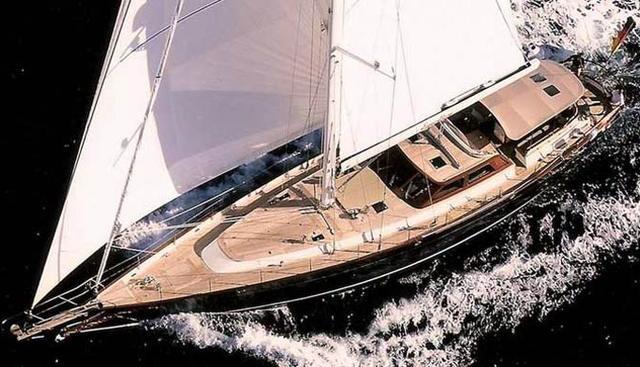 Sweet Emotion Charter Yacht