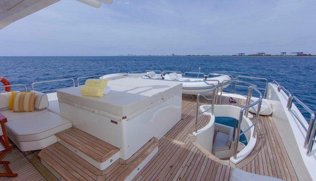 Sand Castle Charter Yacht - 4