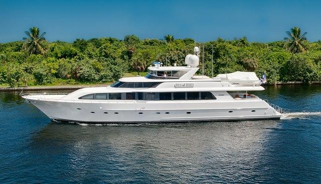 Invicta Charter Yacht