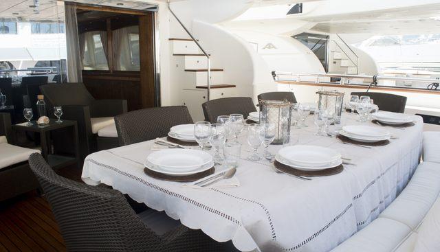 Kirios Charter Yacht - 4