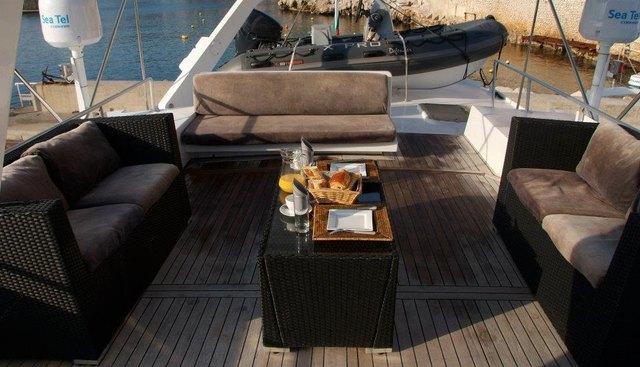 Sea Seven Charter Yacht - 4