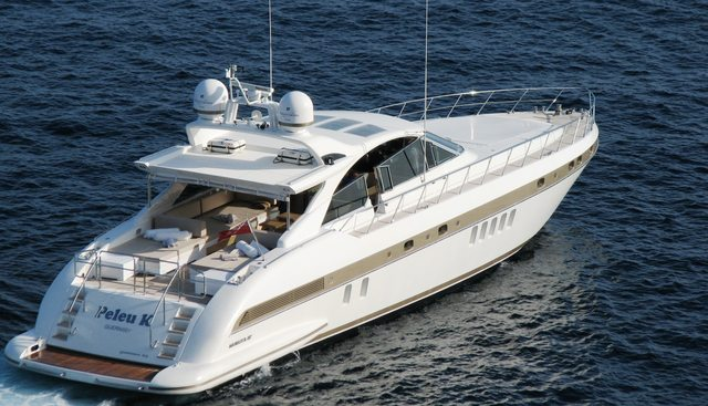 Peleu K Charter Yacht - 5
