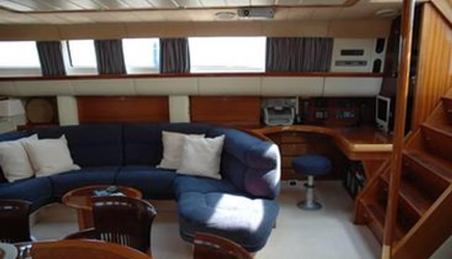 Moonlight of London Charter Yacht - 7