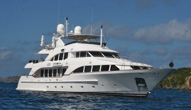 Orinokia Charter Yacht