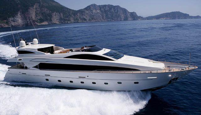 Al Mirqab II Charter Yacht - 2