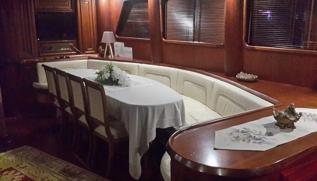Kaptan Mehmet Bugra Charter Yacht - 7