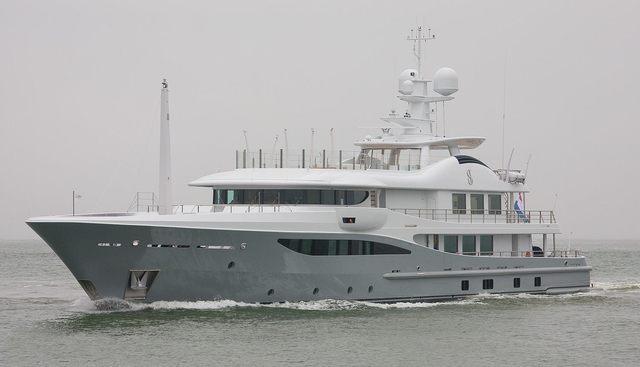 Serenity J Charter Yacht