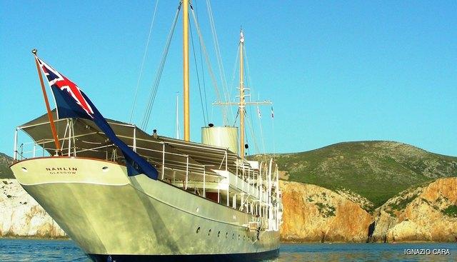 Nahlin Charter Yacht - 4