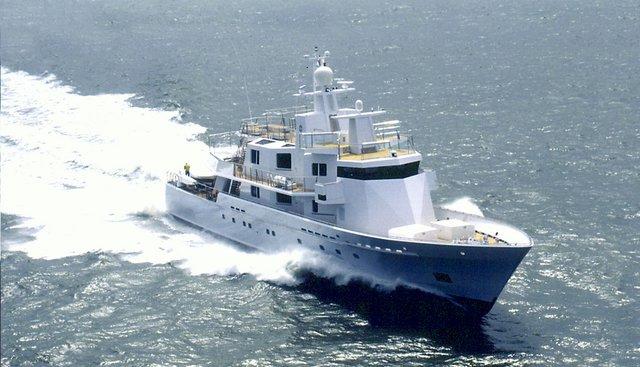 Ronin Charter Yacht - 3