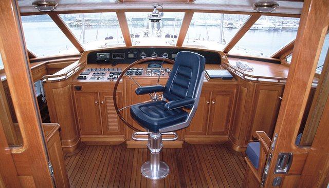 Axia Charter Yacht - 6