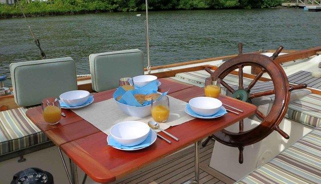 DESIDERATA Charter Yacht - 4