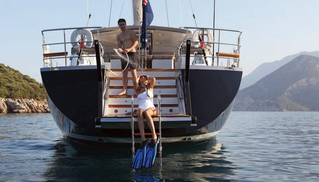 Patea Charter Yacht - 4