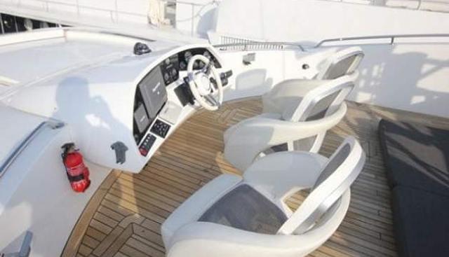 Predator 84 Charter Yacht - 4