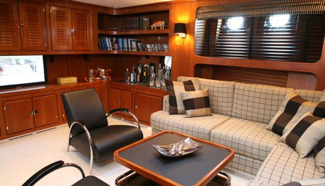 Gitana Charter Yacht - 5