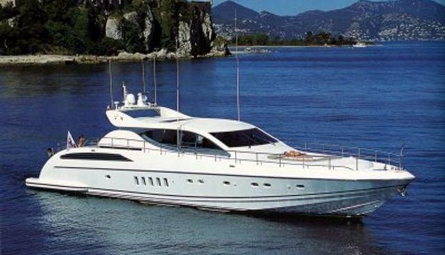 Sonia Charter Yacht