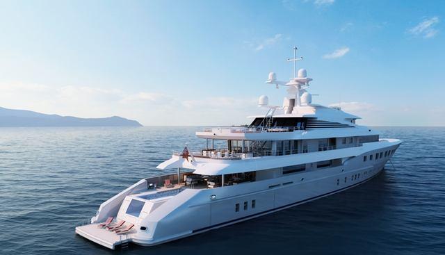 Axioma Charter Yacht