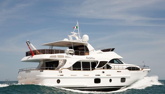 Farfallina Charter Yacht - 2