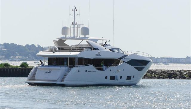Mr. K Iriston Charter Yacht - 5