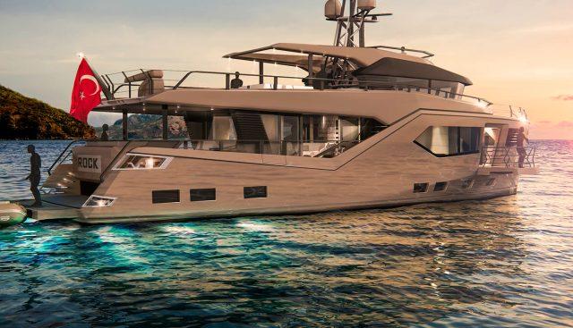 Rock Charter Yacht