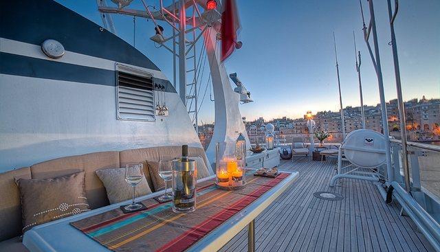 Sanssouci Star Charter Yacht - 2