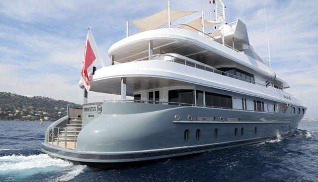 Princess Too Charter Yacht - 4